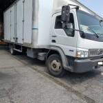 רכישת משאית לבנה