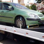 קונה רכב לפירוק פגו ירוקה