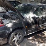 רכב עם בעיות חשמלית לפירוק